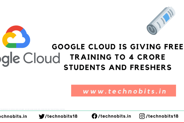 Google cloud is giving free training to 4 crore students… here is how to get benefits