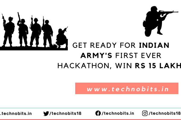 Get ready for Indian Army's first ever Hackathon, win Rs 15 lakh