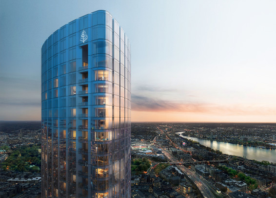 One Dalton : The Residences at the New Four Seasons
