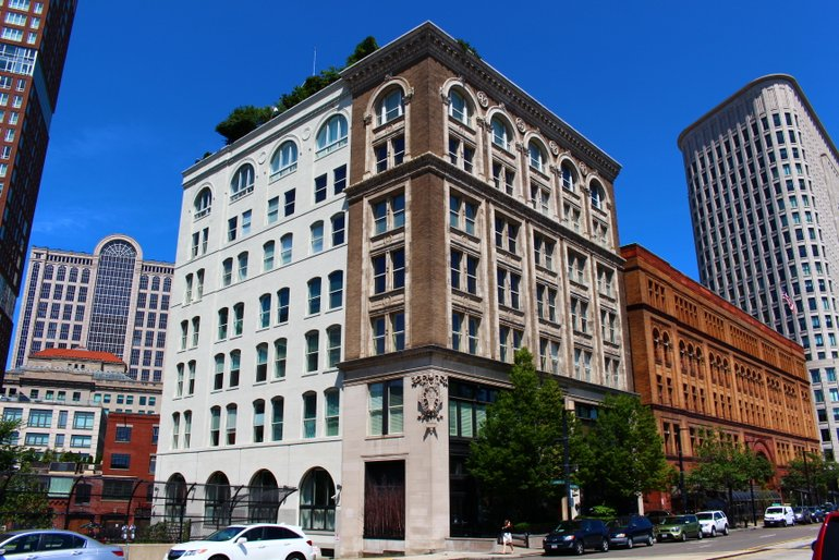 Albert Pope Condominiums