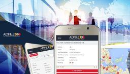 Adfile Job Management , Technokriti Solutions LLP , ios app , android app , agile development , mobile app