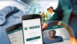 Dinero Banking App , Technokriti Solutions LLP , Android app , ios app , mobile app