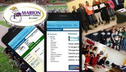 Marion Community Schools , Technokriti Solutions LLP , mobile app , ios app , agile development