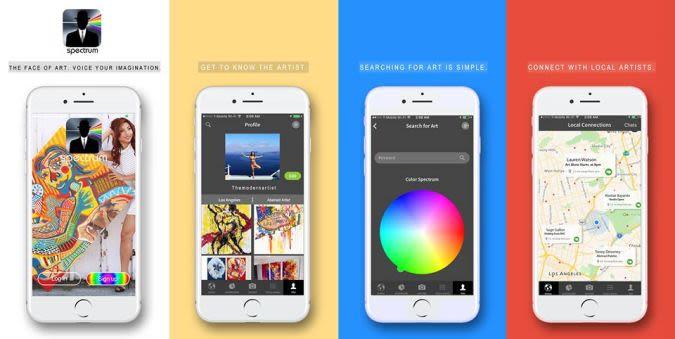 Spectrum , Art , Technokriti Solutions LLP