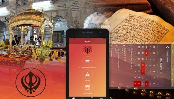 MySikhi , Technokriti Solutions LLP , mobile app , android app , ios app , agile development , Religion app , Sikh religion