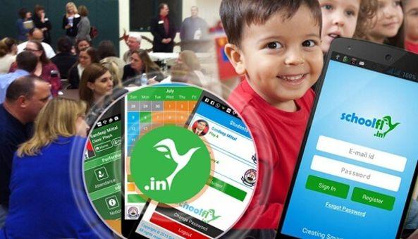 Schoolfly School Management App , Technokriti Solutions LLP , mobile app , android app , ios app , agile development