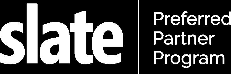 Slate Preferred Partner Program