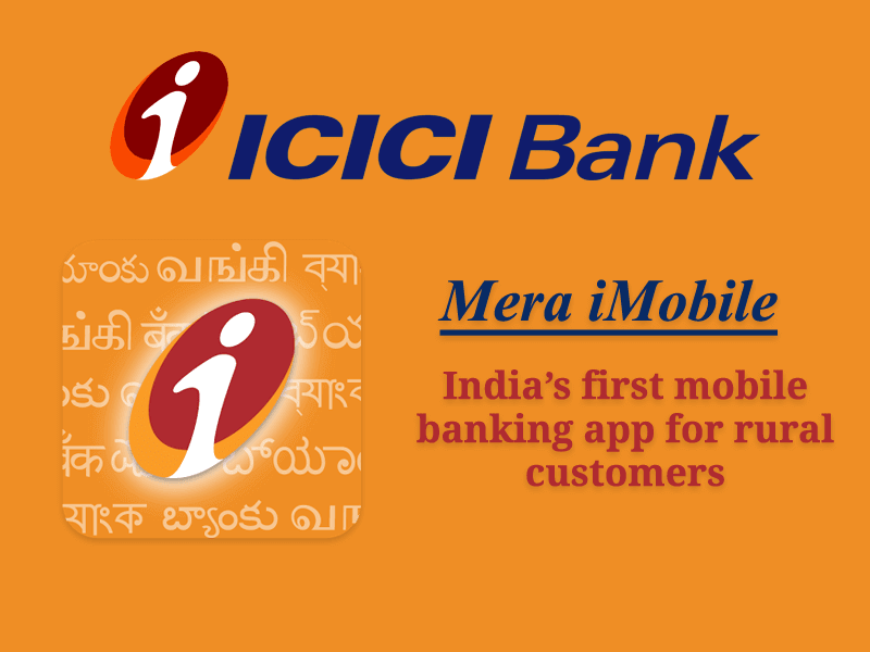 Mera iMobile by ICICI Bank