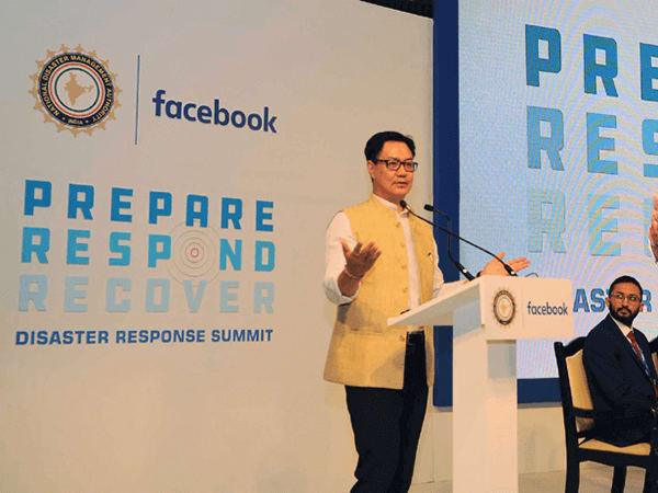 Facebook rolls out Disaster Maps in India in association with NDMA