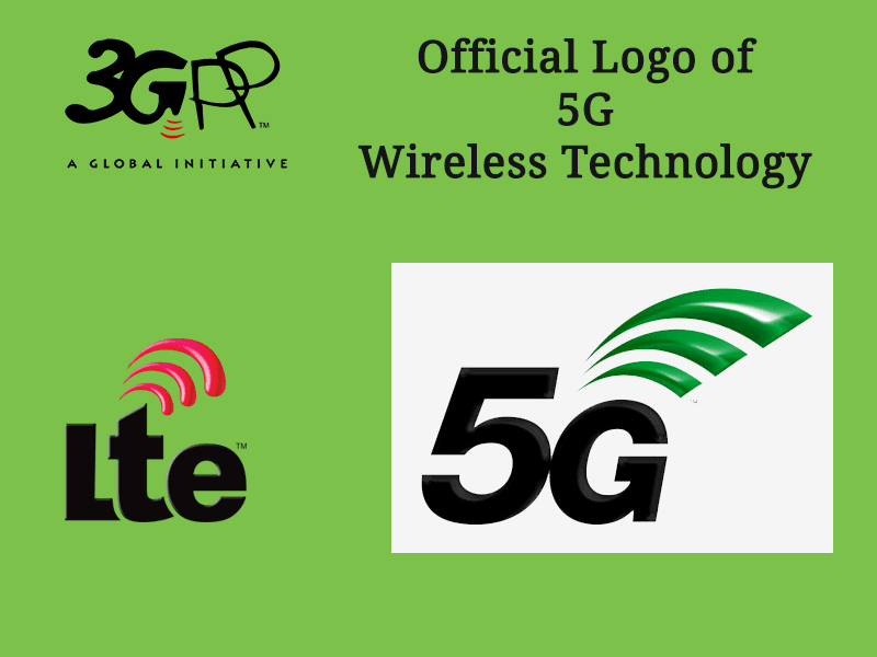 Official Logo of 5G Wireless Technology
