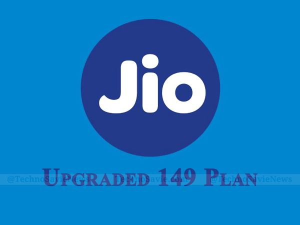Reliance Jio 149 plan upgrade now offers unlimited 4G data