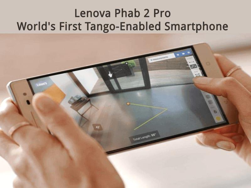 Lenova Phab 2 Pro