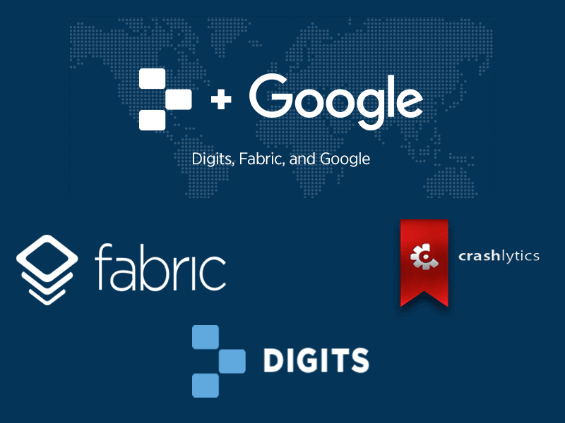 Google acquired Twitter's Developer Products Fabric, Crashlytics & Digits