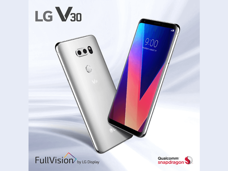 LG V30 launched with advanced camera