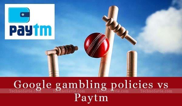 Google Gambling Policies vs Paytm: A warning message for online IPL sattas