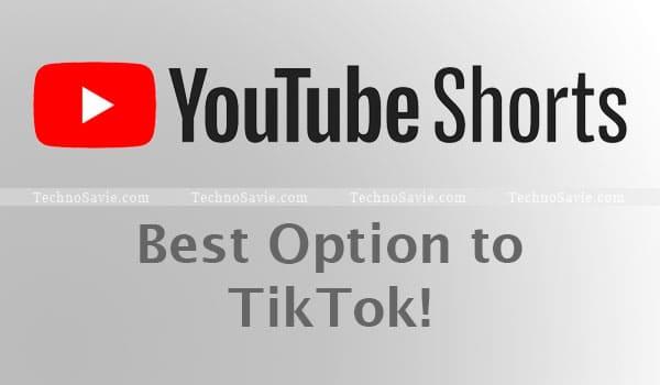 Youtube Shorts – Rival to TikTok?