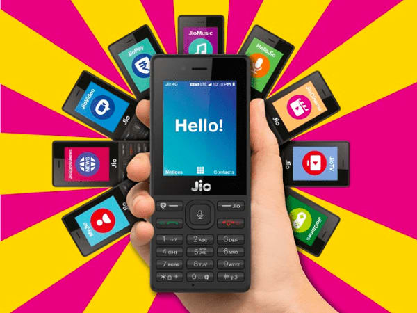 Reliance JioPhone