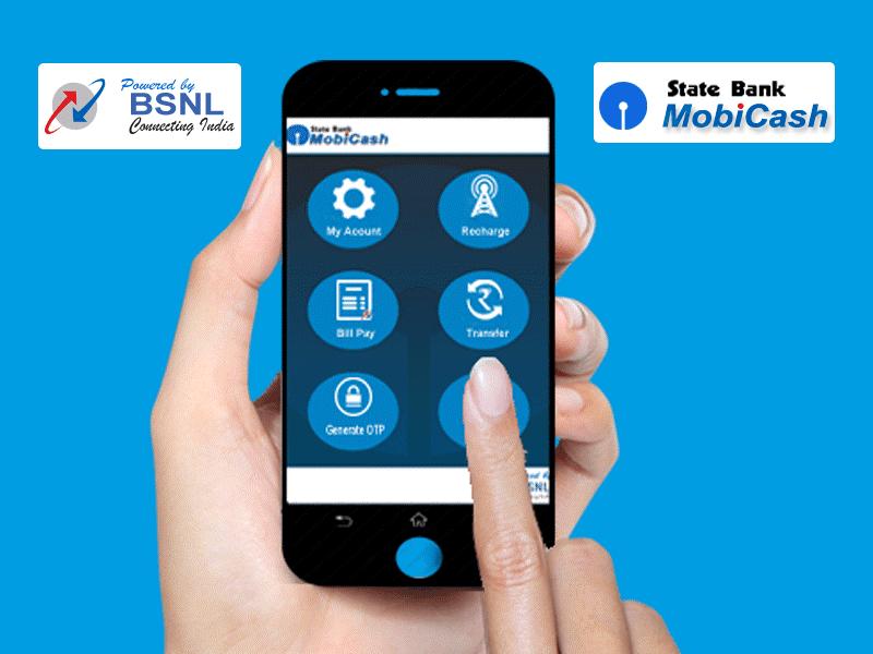 SBI MobiCash Mobile Wallet