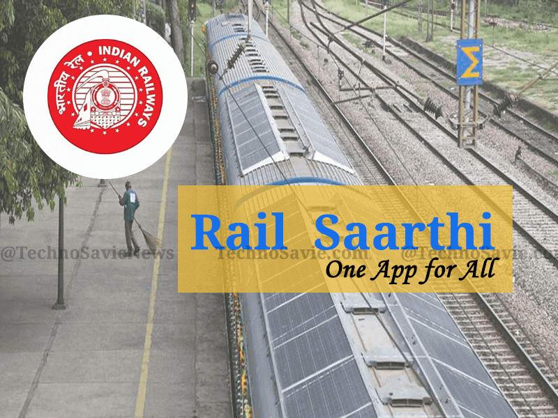 Rail Saarthi: Indian Railways Official app