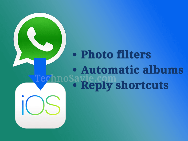 WhatsApp iPhone update