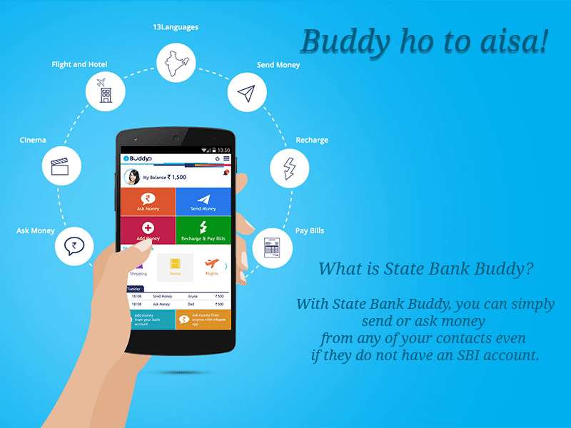 State Bank Buddy Mobile Wallet