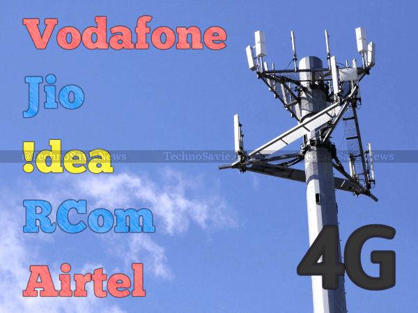 4G Network Providers