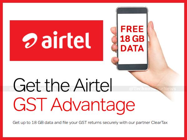 Airtel GST Advantage