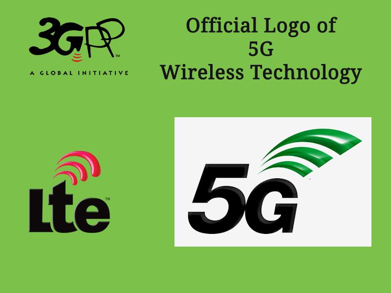 Official Logo of 5G Wireless Technology