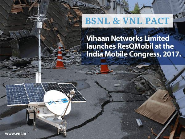 Relief 123: BSNL & Vihaan Networks Limited