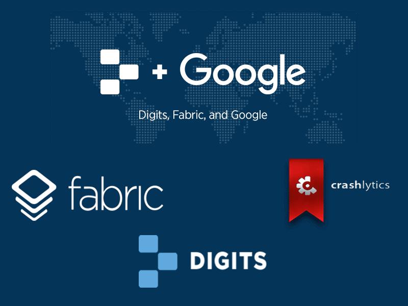 Google acquired Twitter's Developer Products Fabric, Crashlytics & Digits
