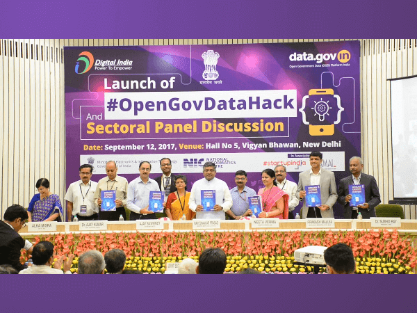 Nation-Wide Hackathon #OpenGovDataHack launched