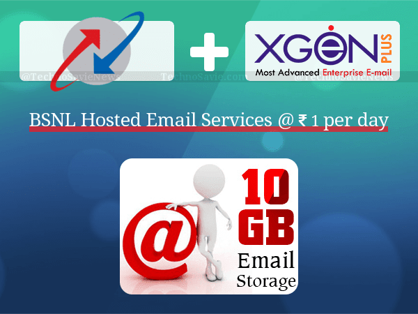 BSNL Corporate Email service