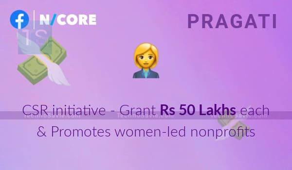Facebook Pragati - an exclusive accelerator for women-led nonprofits