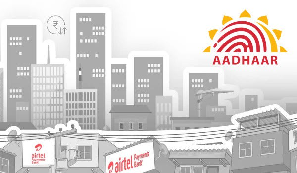 Airtel Payments Bank launched Aadhaar enabled payment system (AePS)