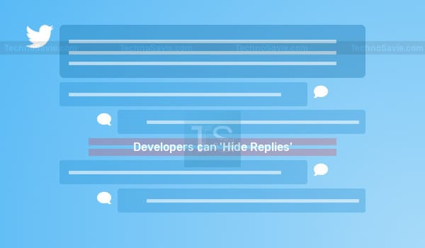 Twitter expands 'Hide Replies' feature for Developers