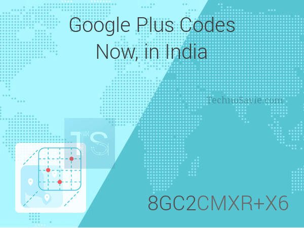 Google Plus Codes: digital addressing system launched in India