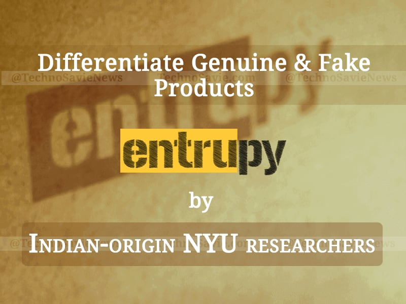 Indian-origin researchers develop mechanism to differentiate genuine & fake products