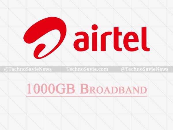 Airtel Broadband Big Byte offer