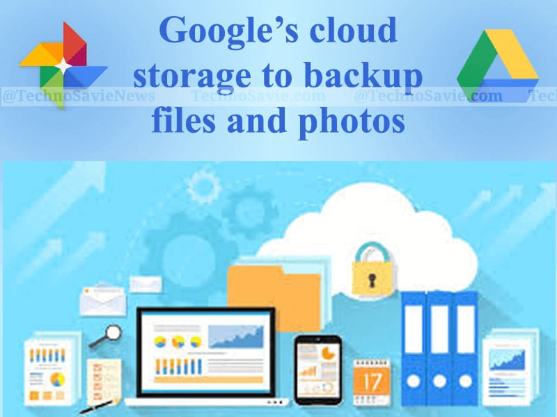 Google Cloud Backup and Sync app