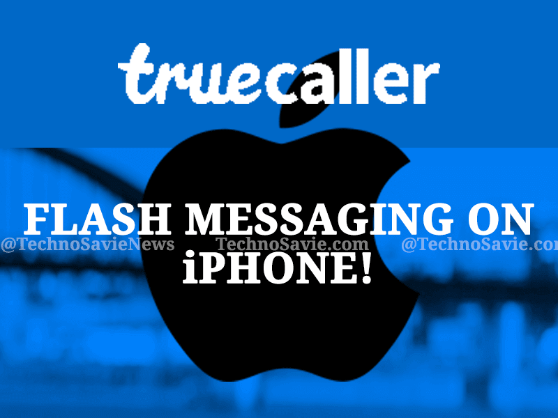 Truecaller Flash Messaging