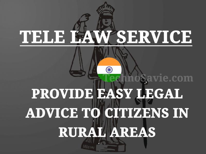 Tele-Law service