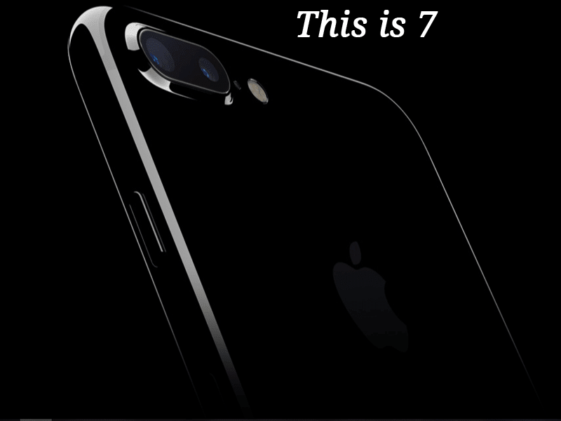 iPhone 7 & 7 Plus