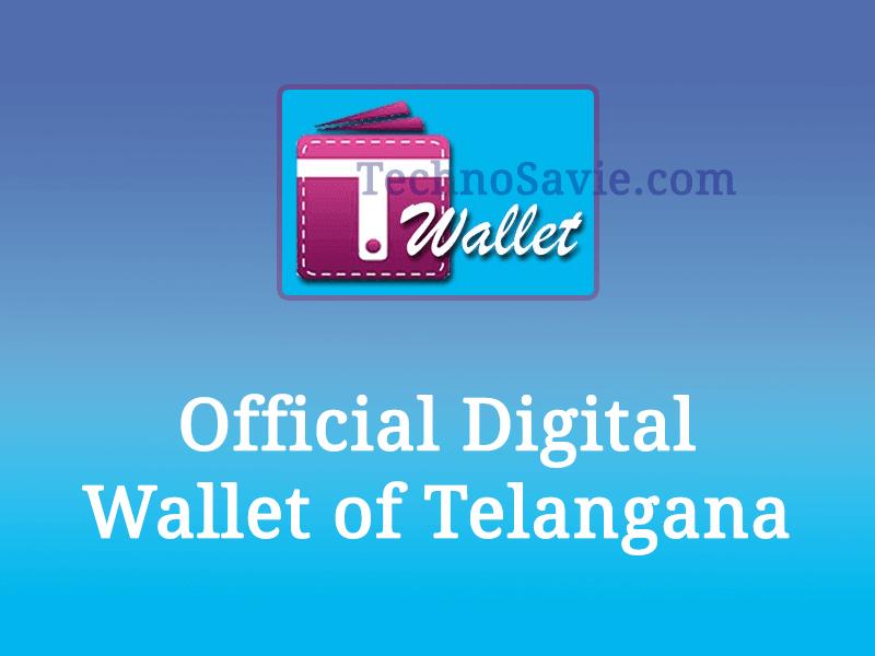 T Wallet: Official Digital Wallet of Telangana