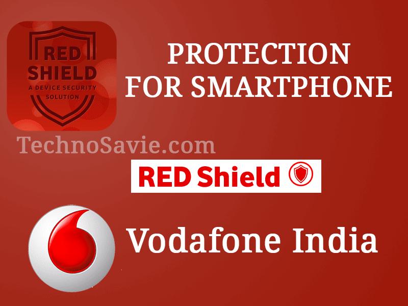 Vodafone RED Shield