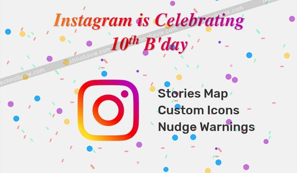 Instagram Stories Map, Custom Icons & Anti-bulling Features