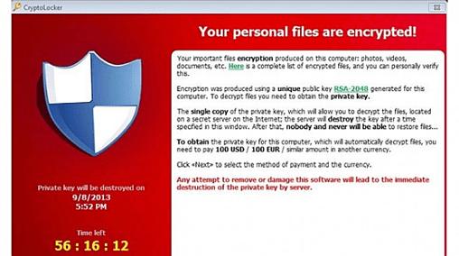 Crypto Ransomware Malware