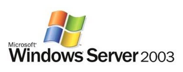 End of Support - Windows Server 2003
