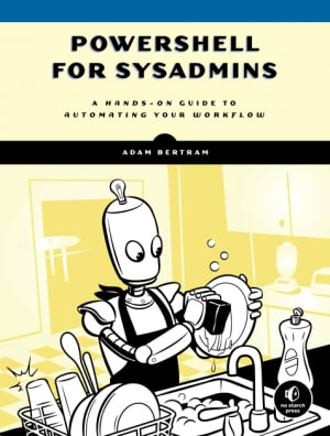 PowerShell for SysAdmins