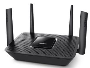 login reset Linksys Wi-Fi Router password