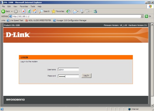 How to reset or find D-Link router login password